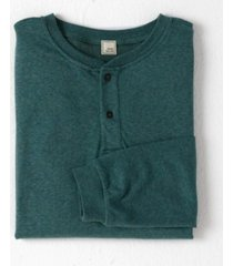 swet tailor under/over long sleeve henley t-shirt