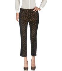 giuliette brown casual pants