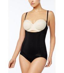 spanx women's oncore open-bust panty bodysuit 10129r