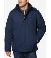 nautica men's 3-1 systems jacket