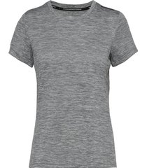 w gale technical tee t-shirts & tops short-sleeved grå sail racing