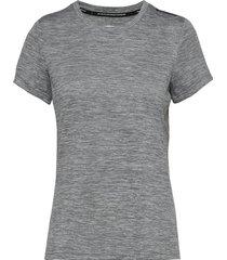 w gale technical tee t-shirts & tops short-sleeved grå sail racing