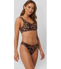 na-kd swimwear bikiniunderdel - multicolor