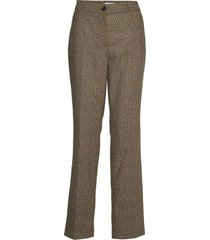 leisure trousers lon wijde broek bruin gerry weber edition