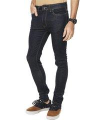 jean azul boardwise chupín elastizado clásico