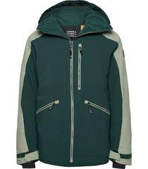 pm diabase jacket outerwear sport jackets groen o'neill