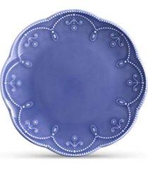 jogo de pratos ceramica sobremesa chamonix 6pcs cj7