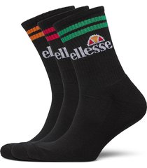 el pullo underwear socks regular socks svart ellesse