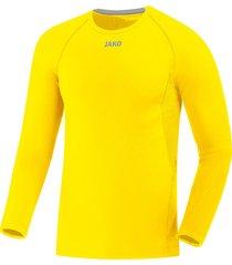 jako shirt compression 2.0 lm 038182 okergeel