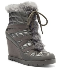jessica simpson women's brixel wedge bootie women's shoes