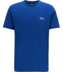 boss men's jersey regular-fit t-shirt