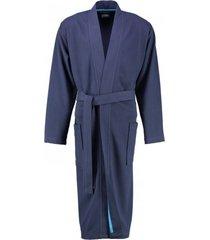 lago badjas 816 uni kimono men marine
