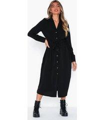 object collectors item objmae l/s dress a q långärmade klänningar