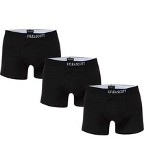 mens nathan 3 pack boxer shorts