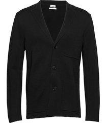 m. saul knit blazer gebreide trui cardigan zwart filippa k