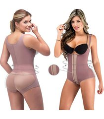 fajas para mujer body panty fajas lady - cocoa