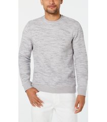alfani men's heathered sweatshirt, created for macy's