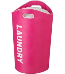 honey can do foam laundry tote