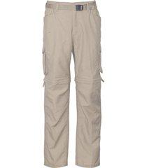 pantalón desmontable hombre beige medio kannú