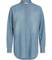 jeansskjorta viflash l/s shirt