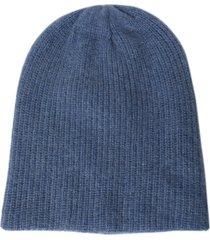 blue watchman beanie cap