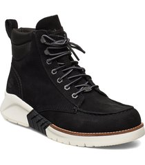mtcr moc toe boot shoes boots winter boots svart timberland