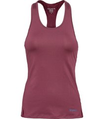 racerback tank cle cle t-shirts & tops sleeveless röd björn borg