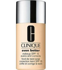 base clinique - even better makeup broad spectrum spf 15 04 bone