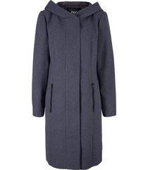 cappotto corto con cappuccio (grigio) - bpc bonprix collection