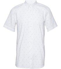 anchors ss shirt kortärmad skjorta vit makia