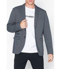 selected homme slhslim-new blazer b kavajer & kostymer mörk blå
