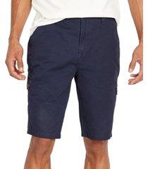 buffalo david bitton men's howan cargo shorts
