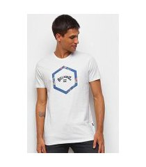 camiseta billabong access iv masculina