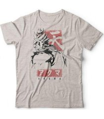 camiseta akuma - unissex