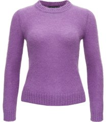 alberta ferretti wool sweater