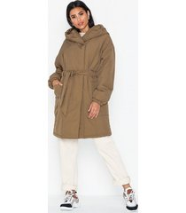 pieces pcemilie long parka jacket bf dunjackor