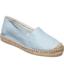 mia sandaletter expadrilles låga blå pavement