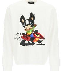 dsquared2 ciro sweatshirt