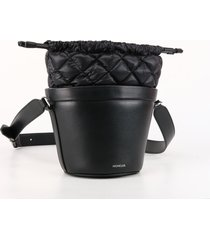 moncler bucket bag black