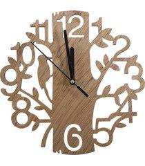 reloj de pared de diseño vintage moda hogar salón forma cuadrada del reloj