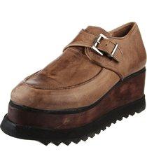 zapato visón maggio rossetto moore