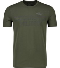 t-shirt olijfgroen aeronautica militare