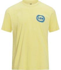 t-shirt emblem tee