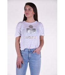 isabel marant t-shirt koldi wit