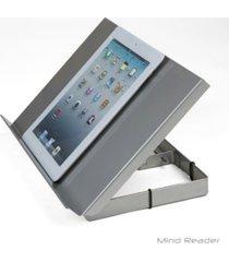 mind reader metal resting document holder easel