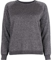 weekend max mara garonna lurex sweater