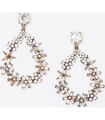 loft snow day drop earrings