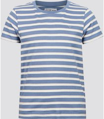 t-shirt i bomull - blå
