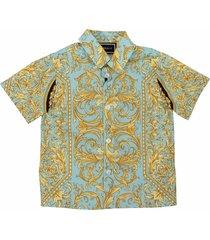 fluorescent baroque shirt
