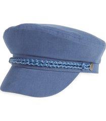 brixton ashland cap, size x-large in joe blue at nordstrom